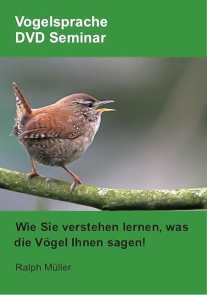 Cover Vogelsprache DVD Seminar von Ralph Müller